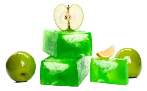 Fruchtseife Apfel Cider
