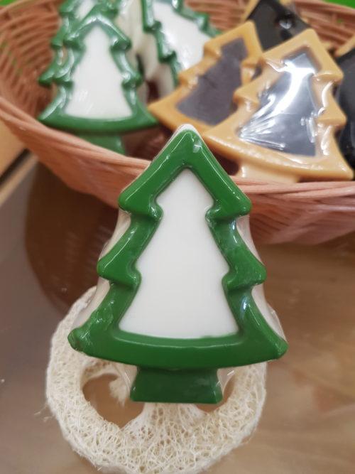 Weihnachtsbaum Seife Rosmarin