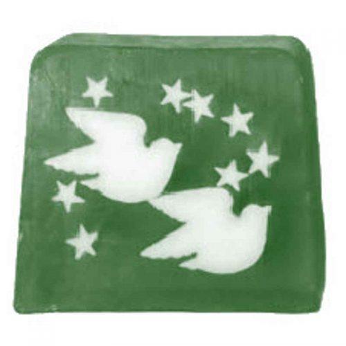 Motivseife Tauben & Sterne