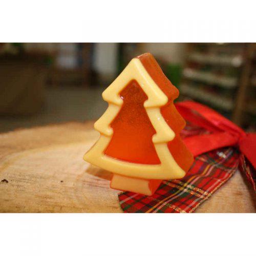 Weihnachtsbaum Seife Honig