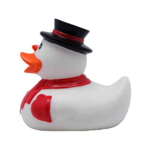 Schneemann Ente