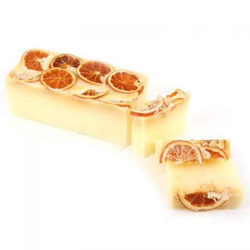 Orangentraum Seife