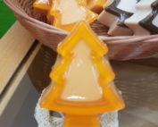 Weihnachtsbaum Seife Orange Joghurt