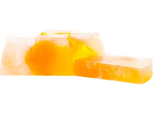 Fruchtige Pfirsich Seife