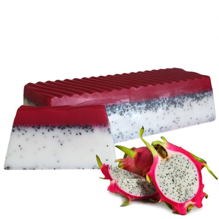 Fruchtige Drachenfrucht Seife