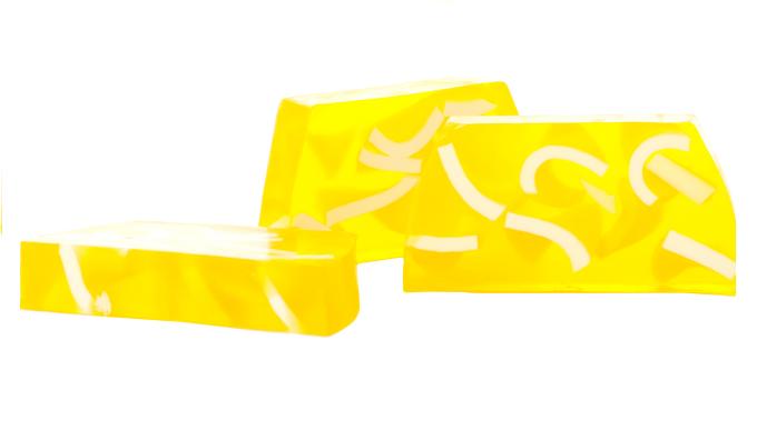 Fruchtseife Lemon